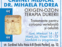 Ozonoterapie Dr Florea Mihaela