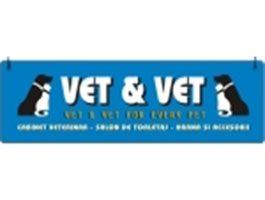 Vet & Vet – Cabinet veterinar – Salon de toaletare – Hrana si accesorii