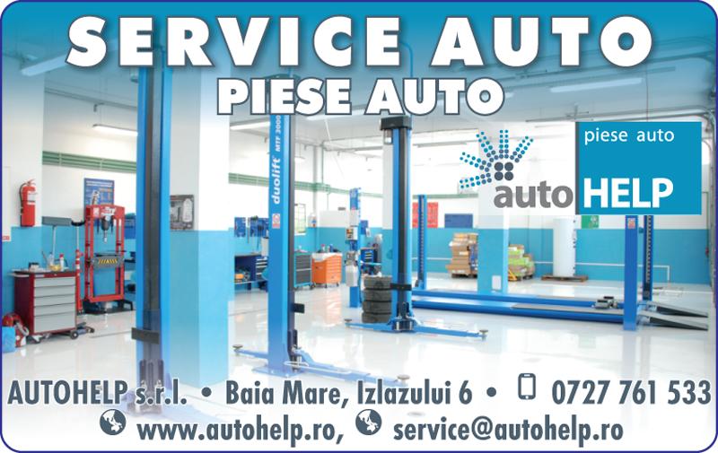 AUTOHELP SRL - SERVICE AUTO SI PIESE AUTO Baia Mare