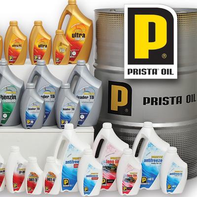 Ulei Prista Oil, lubrifianti Prista Oil