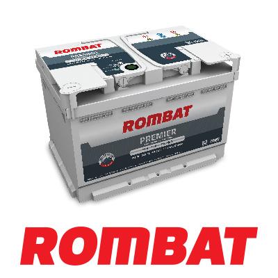 Baterii Rombat, Acumulatori Rombat