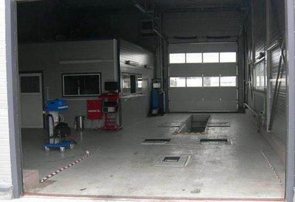 Statie Inspectie Tehnica Periodica ( ITP ) Baia Mare