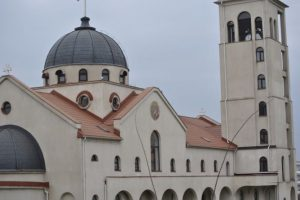 Acoperis biserica tigla metalica Ruukki
