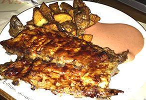 Restaurant smart food Baia Mare - Cele mai bune coaste de porc din Baia Mare