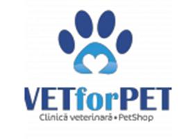 VET FOR PET – Clinica veterinara si Petshop - Cluj Napoca