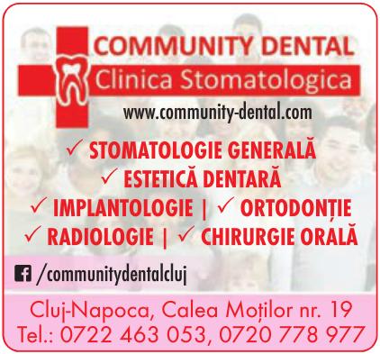 Community Dental - Stomatologie