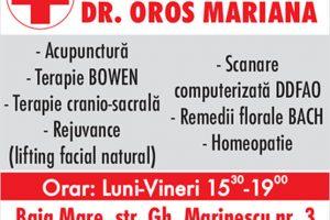 dr Oros Mariana