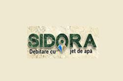 SIDORA METAL Bucuresti - Debitari cu jet de apa