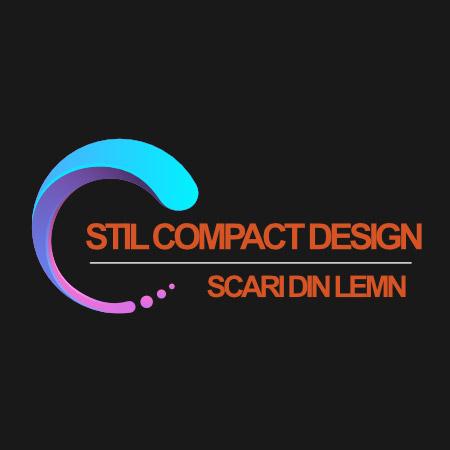 STIL COMPACT DESIGN - scari lemn - balustrade din lemn - placari scari - scari interior