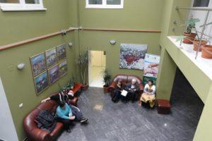 Sala de asteptare Centru Medical Sf. Maria
