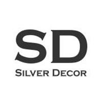 SILVER DECOR - tapet de lux - perdele si draperii - decoratiuni interioare si exterioare