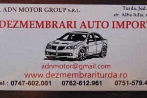 Dezmembrari Auto Turda - ADN Motor Group
