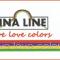logo ina line