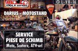 MOTOSHOP SERVICE BAIA MARE - SERVICE MOTOCICLETE, SCUTERE, ATV - PIESE DE SCHIMB