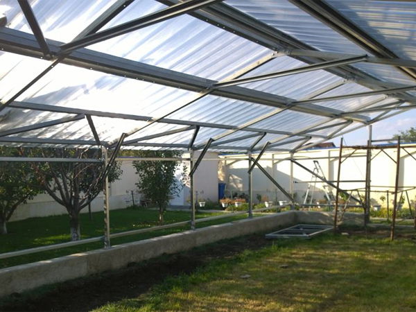 Acoperiri sere, solarii şi piscine din policarbonat - Bigimpex Baia Mare