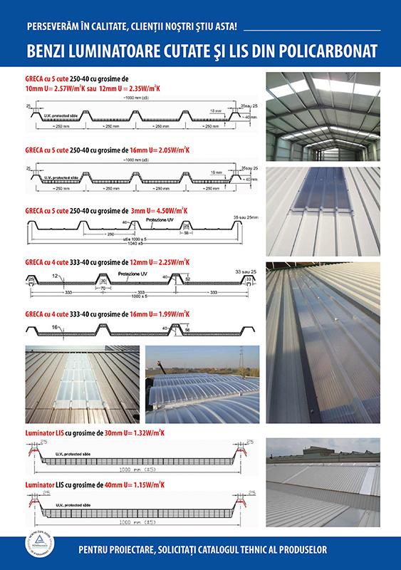 BIG IMPEX srl – policarbonat celular, luminatoare pentru hale, vitraje, benzi luminatoare, acoperiri piscine, sere, solarii.