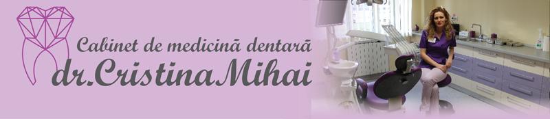 Dr Cristina Mihai