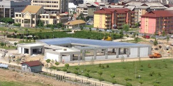 Pavilion cactusi parc Mara Baia Mare - referinta Bigimpex