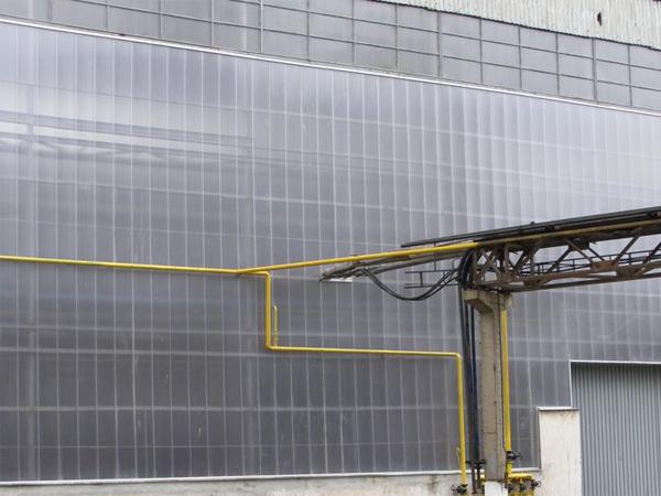 Vitraje modulare pentru hale industriale - Bigimpex Baia Mare