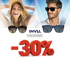 Reducere ochelari de soare ultrapolarizati.