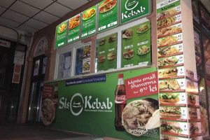 Șiș Kebab - New face!