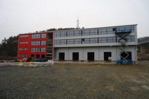 Lucrari de mentenanta cladiri birouri si obiective industriale