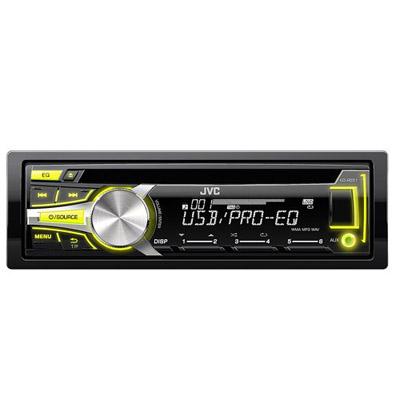 Radio 1 DIN JVC KD-R551EY Viper X Baia Mare