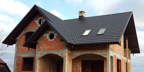 tigla metalica Iberic Bilka - Wood Steel Construct Baia Mare