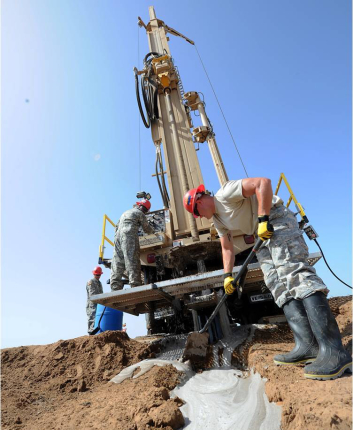 Foriz Construct SRL Constanta - foraje puturi - fantani - piloni consolidare - bransamente apa-canalizare