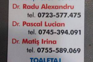 medici veterinari alvet cluj manastur
