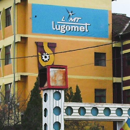 LUGOMET SA, Lugoj, judetul Timis - Producător de mașini și instalații de ridicat și transportat