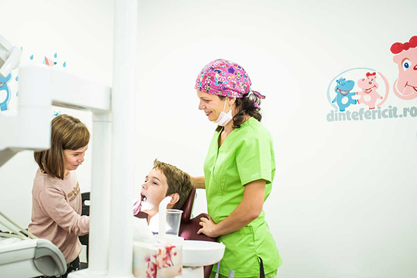CLINICA ZAMBET FERICIT - Stomatologie Pediatrica Cluj | Ortodontie pentru Copii si Adulti