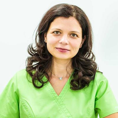Dr. Ana Mihăilescu - Clinica Stomatologică Zâmbet Fericit