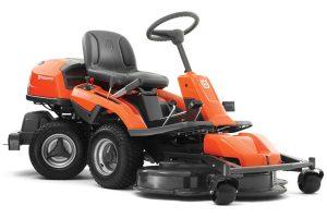 tractor rider tuns gazon R 320A WD
