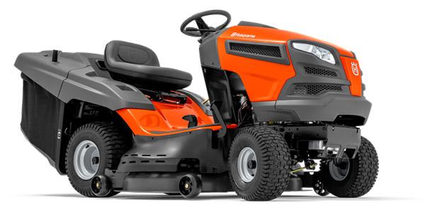 tractor tuns gazon TC 142T - Bricolage s.r.l. Baia Mare distribuitor Husqvarna