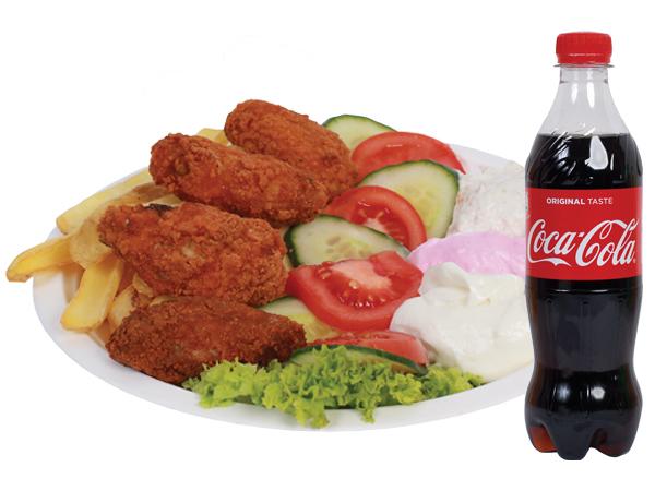 ARIPIOARE PICANTE EVO - Fast Food Evolution Baia Mare
