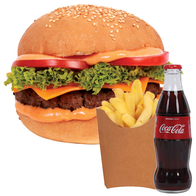 BURGER EVO - Fast Food Evolution - Baia Mare