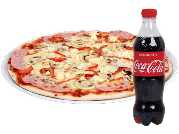 PIZZA CAPRICIOSA - Fast Food Evolution Baia Mare