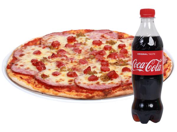 PIZZA DIAVOLA - Fast Food Evolution Baia Mare