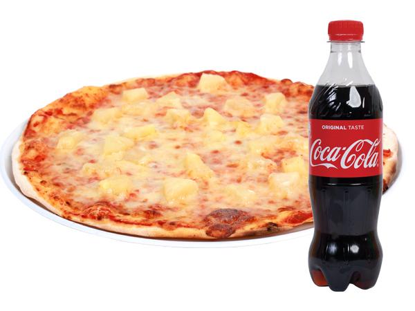PIZZA HAWAI - Fast Food Evolution Baia Mare
