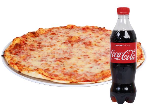 PIZZA MARGHERITA - Fast Food Evolution Baia Mare