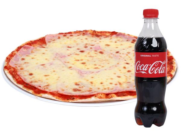 PIZZA PROSCIUTTO - Fast Food Evolution Baia Mare