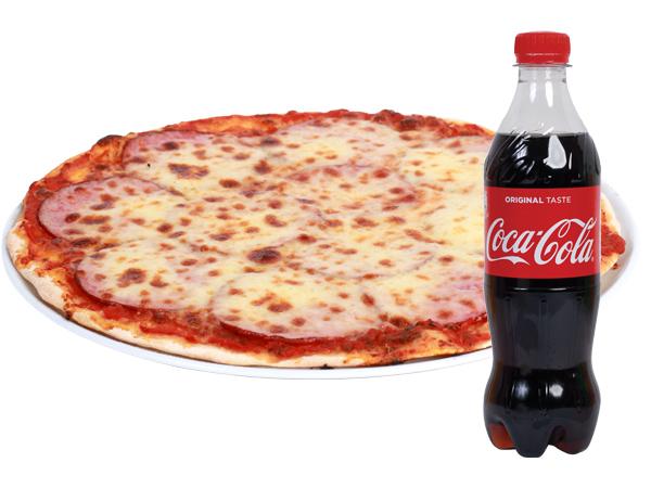 PIZZA SALAMI - Fast Food Evolution Baia Mare