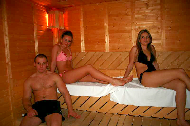 Sauna Secret Garden