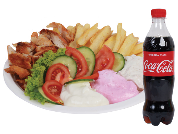SHAORMA EVO LA FARFURIE - Fast Food Evolution Baia Mare