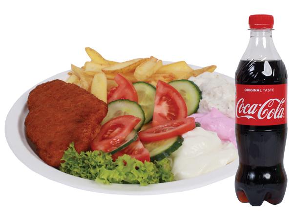 SNITEL EVO - Fast Food Evolution Baia Mare