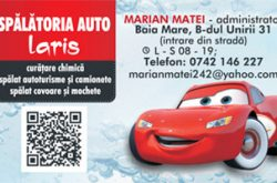 Spalatoria Auto Laris