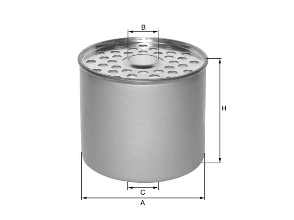 Filtru combustibil Tractor - Pret = 6 Lei - Piese tractoare si utilaje agricole Baia Mare - tparts.ro