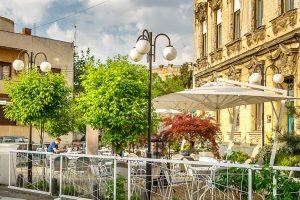 Restaurant Ema Del Mar Arad - terasa