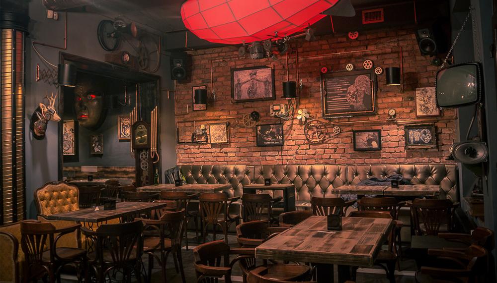 Design Interior Restaurante Cluj Napoca